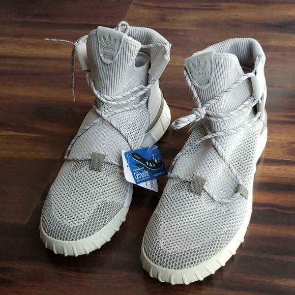 adidas tubular x womens silver- OFF 51